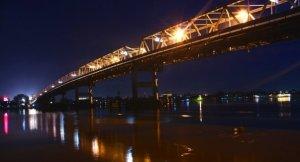 Foto Jembatan Tol Kapuas, Pontianak
