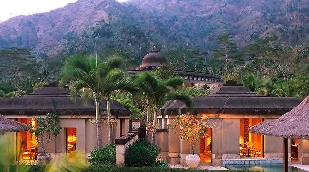 Tarif Kamar Hotel Amanjiwo Borobudur