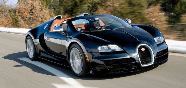 Harga Bugatti Veyron 16.4 Grand Sport Vitesse