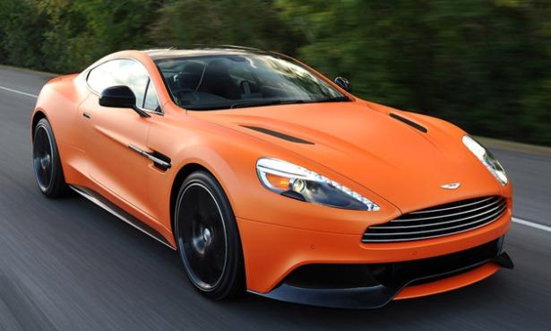 Harga Mobil Aston Martin Vanquish 2014