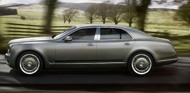 Harga Mobil Bentley Mulsanne di Indonesia