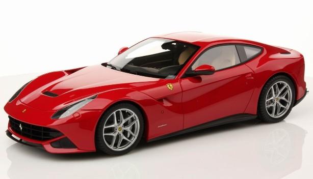 Harga Mobil Ferrari F12 Berlinetta di Indonesia