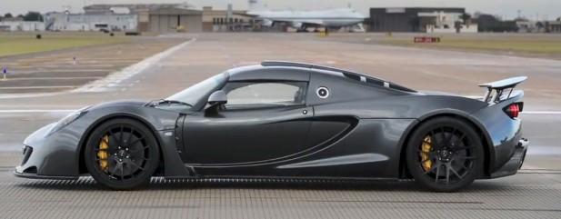 Harga Mobil Hennessey Venom GT