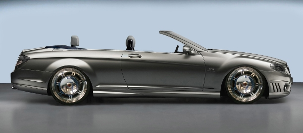 Harga Mobil Mercedes-Benz CL65 AMG Coupe