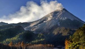 Jalur Pendakian Gunung Marapi Sumatera Barat