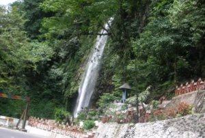 Letak Lokasi Air Terjun Lembah Anai Padang
