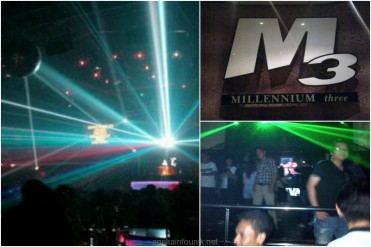 Alamat Diskotik Millenium Three M3 Medan