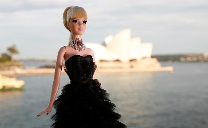 Boneka Barbie Stefano Canturi, Termahal di Dunia