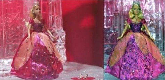 Boneka Film Barbie and the Diamond Castle