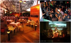 Alamat Barcode Outdoor Terrace & Pre-Club Kemang
