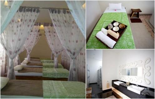 Harga Nadya Salon Spa