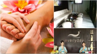 Alamat dan Harga di Everyday Spa and Massage Bandung