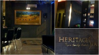 Alamat Heritage Spa and Massage Medan
