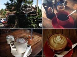 Alamat dan Menu di Java Dancer Coffee Malang