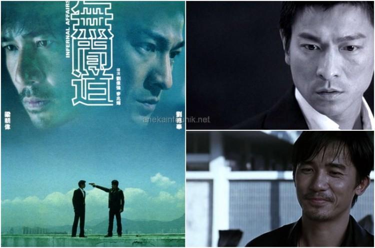 Cerita Film Infernal Affairs (2002)