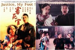 Film Komedi Stephen Chow, Justice, My Foot! (1992)