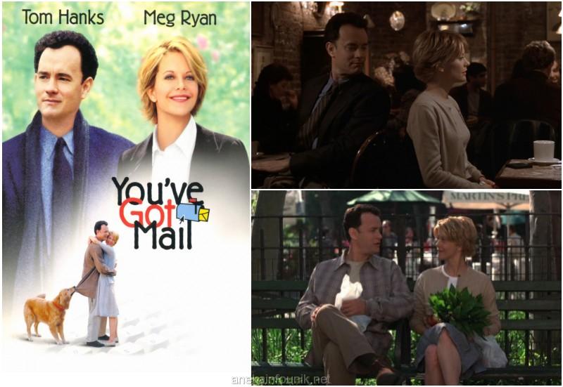 Film You Ve Got Mail 1998 Dengan Cerita Menarik Aneka Info Unik