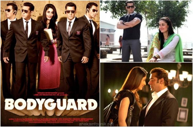Sinopsis Film India, Bodyguard (2011) | Aneka Info Unik