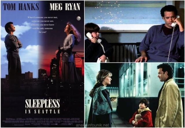Sinopsis Film Sleepless In Seattle 1993 Aneka Info Unik