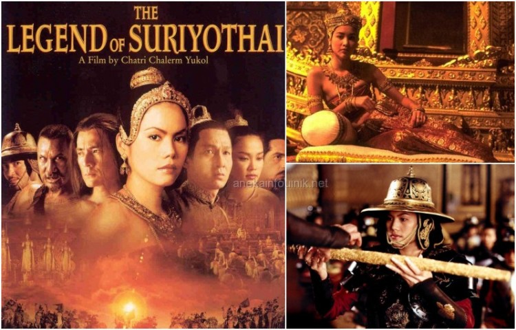 the legend of suriyothai The legend of suriyothai - legend essay example for the film assignment, i decided to take a deeper look into the fascinating culture of thailand - the legend of suriyothai introduction.