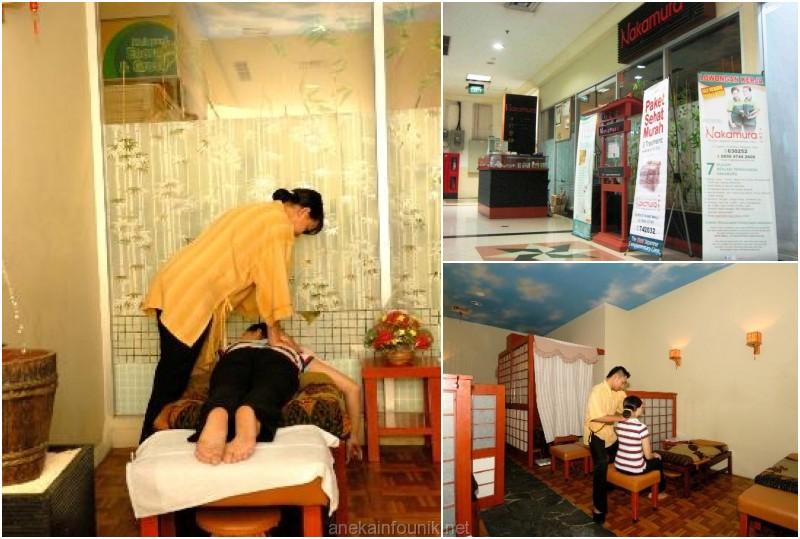 Daftar Tempat Spa dan Massage di Solo  Aneka Info Unik