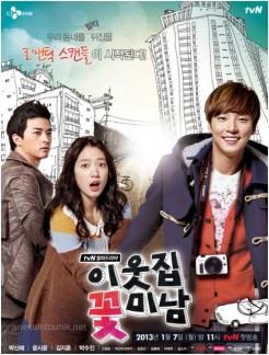Sinopsis Drama Korea, Flower Boys Next Door (2013)