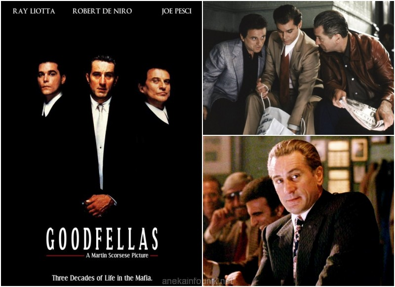 goodfellas analysis Goodfellas is a 1990 film directed by martin scorsese the film's origin derives from the famous film noir genre of the 1940-1950s hollywood with a modern world aspect.