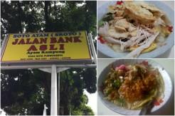 Soto Ayam Jalan Bank H. Loso Purwokerto