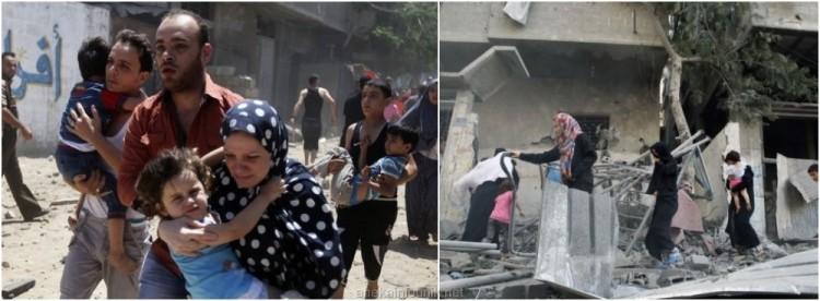 Dampak Kerusakan di Gaza, Palestina Akibat Serangan Israel