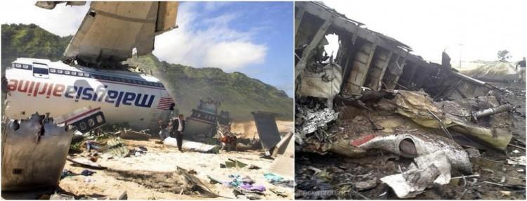 Foto 295 Penumpang Diduga Tewas dalam Malaysia MH-17