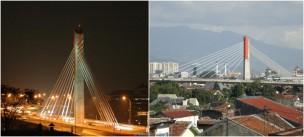 Panjang Jembatan atau Jalan Layang Pasupati Bandung