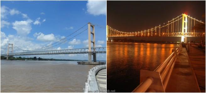 Panjang Jembatan Kutai Kartanegara