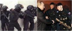 Pasukan Elit Alpha Group dari Rusia