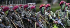 Pasukan Elit Kaibiles dari Guatemala