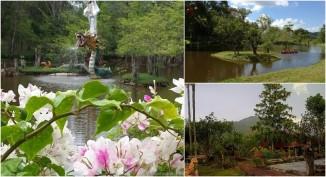 Lokasi Taman Bukit Bougenville, Singkawang