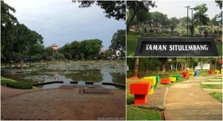 Taman Situ Lembang, Menteng Jakarta Pusat