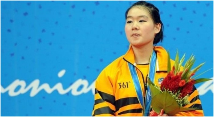 Foto Tai Cheau Xuen, Pewushu Malaysia yang Doping