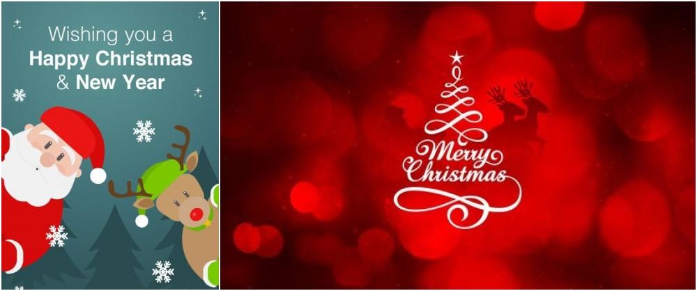 Contoh Kata Kata Ucapan Selamat Natal Dan Tahun Baru 2015 Aneka