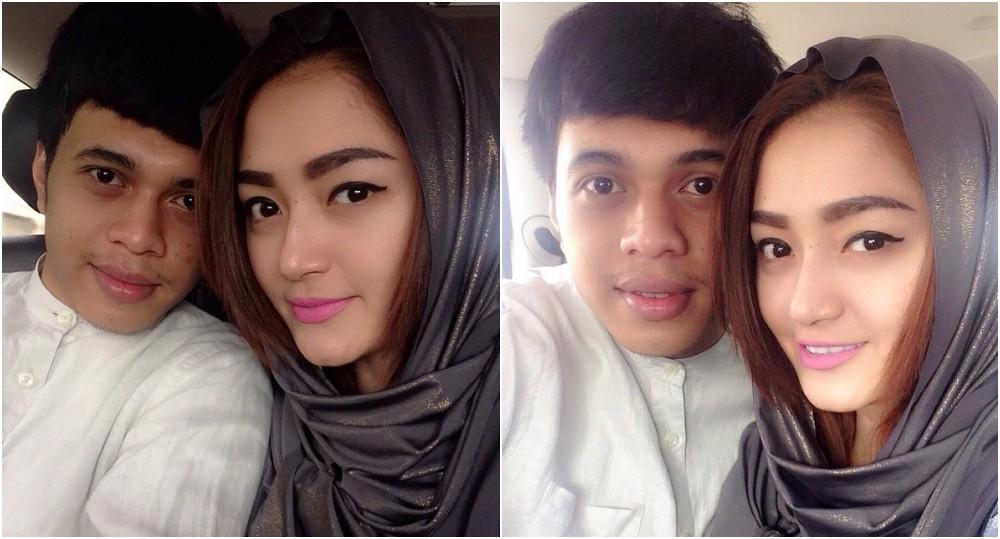 Siti Badriah Dan Ami Selfie Di Dalam Mobil