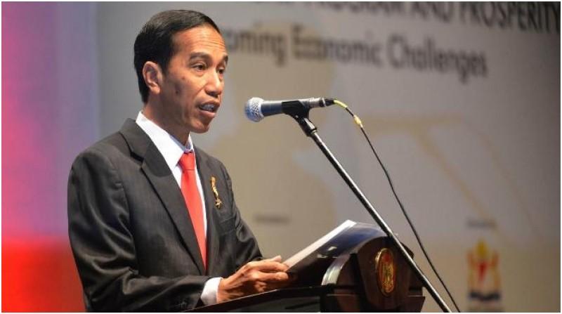Soal Pidato Pembukaan KAA 2015, Jokowi: Isi dan Konten dari Saya