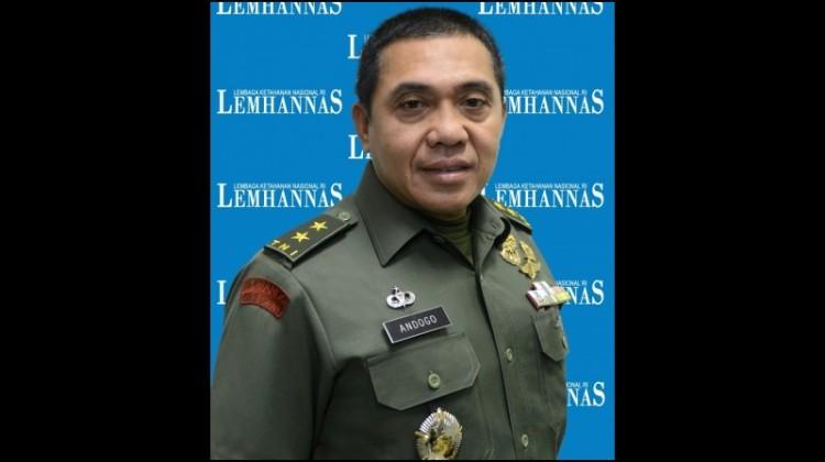 Mayjen TNI Andogo Wiradi