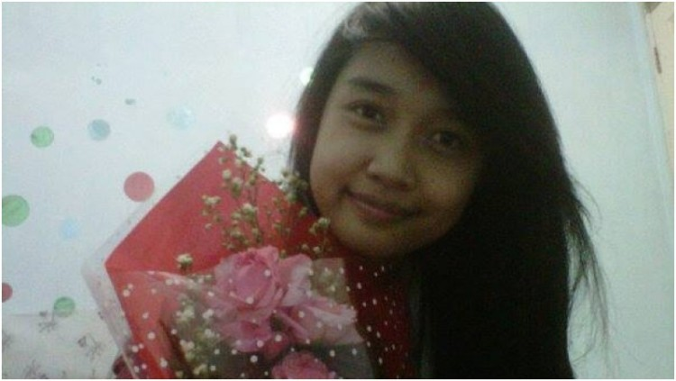 Selvina Amelia Agustina (21) mahasiswi jurusan Akuntansi, UPN Veteran Yogyakarta