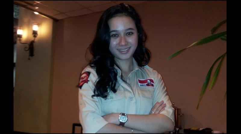 Ini Denty Noviany Sari, Eks Staf Cantik yang Laporkan Anggota DPR ke MKD