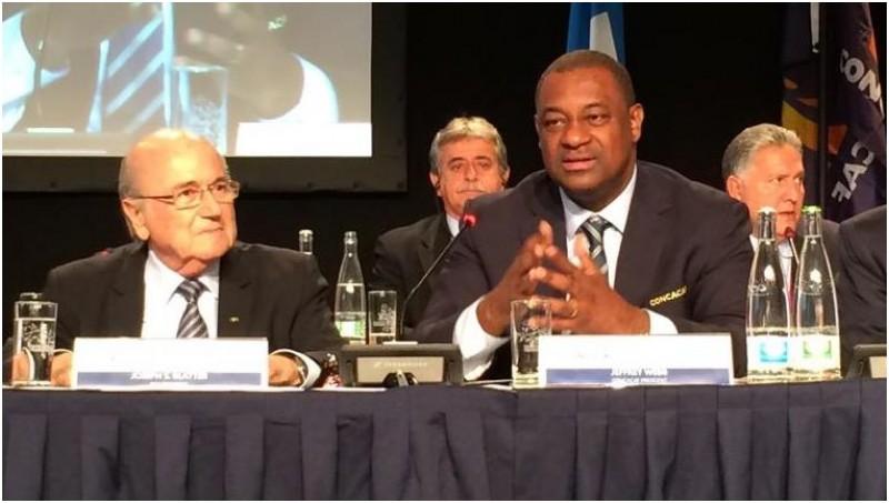 Fakta Soal Jeffrey Webb, Wakil Presiden FIFA yang Ditangkap FBI