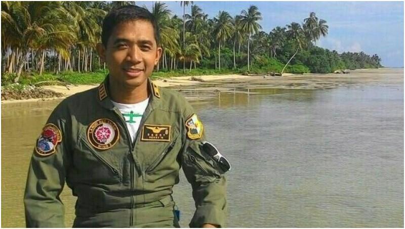 Profil Kapten Sandy Permana, Pilot Hercules C-130 yang Jatuh di Medan