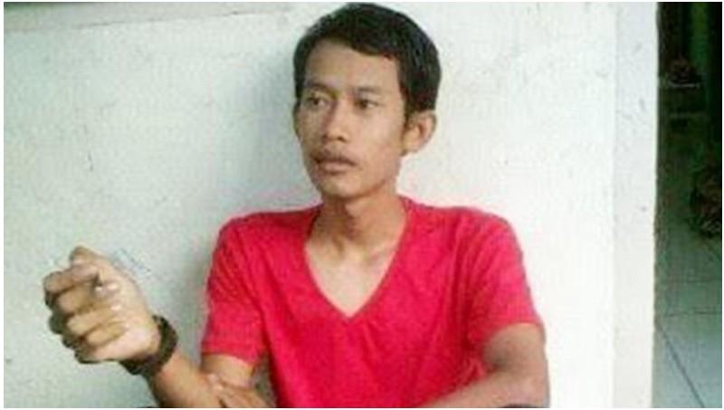 Nurtamzi Bayu Kusuma (Acil) Pembunuh Istrinya, Citra Ditangkap di Grobongan
