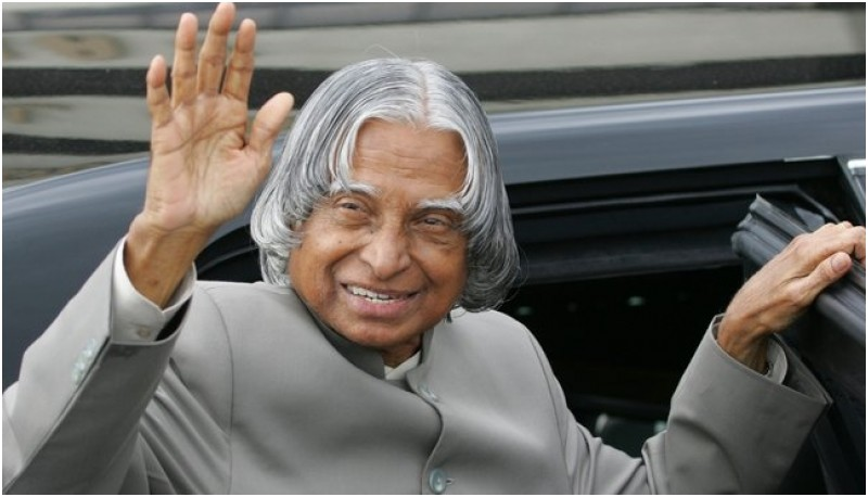 'Nuclear Man' Ex India President, APJ Abdul Kalam Passes Away