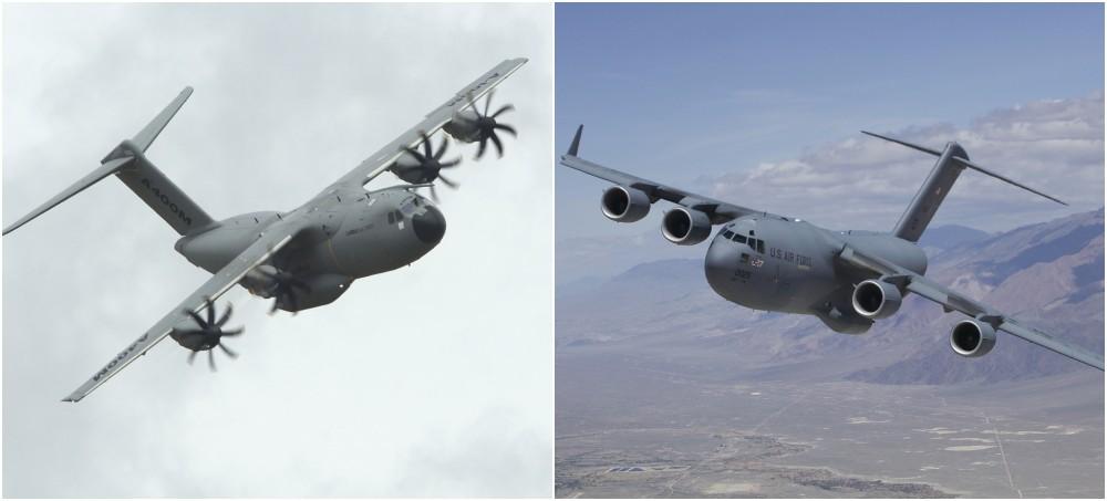 Pemerintah akan Ganti Hercules dengan A-400 Airbus atau C-17 Boeing