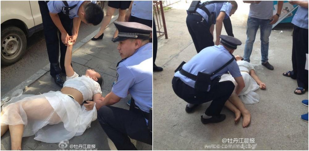 Pacar Online Tak Seganteng Aslinya, Wanita China Ini Coba Bunuh Diri