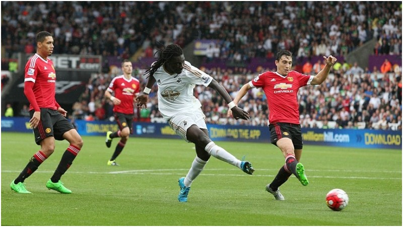 Sempat Tertinggal, Swansea City Bungkam MU 2-1 di Kandang